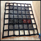 Professional Webbing Cargo Net , Cargo Lifting Nets Approved ISO9001