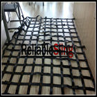 Customized Polyester Webbing Cargo Netting 25mm~50mm For Cars