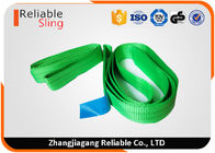 One Way Round Endless Lifting Slings Wear Resistant 100% Polyester Material