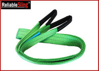 2ton Approved Color Code Lifting Sling Flat Webbing Lifting Slings Safety