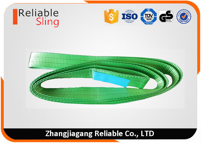 Polyester 2 ton Endless Crane Webbing Lifting Belt Sling CE GS ISO Certified