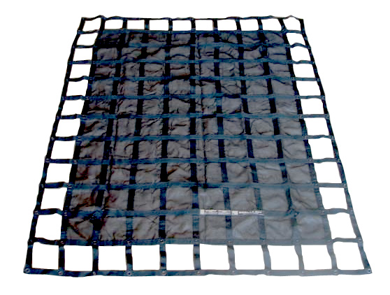 High Tensile Stainless Webbing Cargo Net Steel Wire Rope Mesh Trailer Net